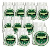 Soldering kit for solar pickle jar lamp, a class set of 10 pieces.