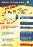 Info: Umbauseminar RC Modell in 1zu87, Anmeldung und Preis s. Link