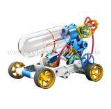 Fahrzeug mit Luftdruckantrieb, Bausatz