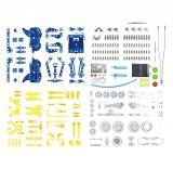 12in1, Solarbaukasten für 12 Modelle