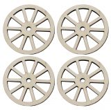 Spoked wheels, diameter: 45 mm