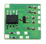 Module for control of siren and blue lights