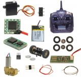 Komplettset BASIC PLUS, 2.4 GHz für 1:87 LKW