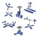 Konstruktionsbaukasten für 6 Modelle