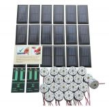 Solar drive basic class set with screw connection